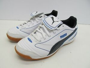 NEW WOMENS TRAINING / INDOOR SOCCER SHOES - PUMA ESITO FINALE IT