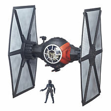 Disney Star Wars The Black Series First Order Special Forces TIE Fighter Free Sh
