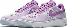 Womens Nike Af1 Flyknit Low 820256-500 Fuchsia Glow Brand New Size 8
