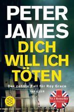 Roy Grace / Dich will ich töten von Peter James UNGELESEN