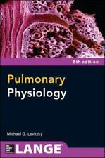 Pulmonary Physiology by Michael G. Levitzky (2013, Paperback)