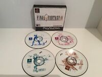 Sony Playstation 1 Ps1 Final Fantasy 9