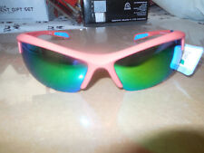 Reel Legends Sunglasses Polarized UV Protection Red Blue green blue lens New $26