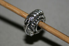 Original Trollbeads-silkworm-limited china Edition 2009 retirada museo Bead