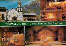 142862 TREPALLE CHIESA PARROCCHIAL DI SANT ANNA  SONDRIO