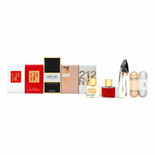 Carolina Herrera Variety Miniature Collection Set 5 Piece Set Brand New