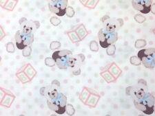 Fabric Freedom osos de peluche 100% Tela De Algodón Por Medio Metro