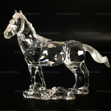 RARE Retired Swarovski Crystal Mare Horse 860864 Mint Boxed