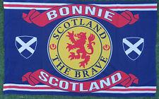 More details for scotland flag scotland the brave