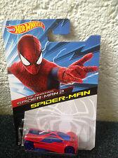 Hot Wheels 2014 Marvel The Amazing Spiderman 2  NEU / OVP
