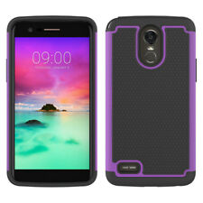 For LG Aristo 2 / K30 / Stylo 3 / Stylo 4 Phone Case Hard Silicone Hybrid Cover