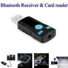 Wireless Music Audio Bluetooth Adapter Card Reader USB Receiver Digital Devices