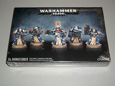 Warhammer 40K SPACE MARINE STERNGUARD VETERAN SQUAD Box Set!! Brand New+Sealed!!