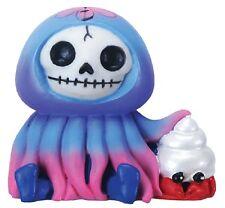 NEW Furrybones Furry Bones Jelly Skull Skeleton Jellyfish Figurine Gift 8519