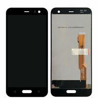 """LCD Screen Digitizer Touch Assembly For 5.2"""" Black HTC U11 LIFE US OK"""