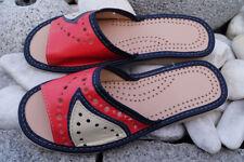 1 Paar Hausschuhe -Pantoffeln,Latschen,Taposchki,Schlepki -- NEU Gr.36-39  - S04