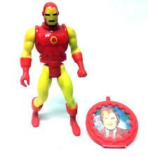 1980s retro Marvel Comics Secret Wars Vintage IRONMAN figure, great condition