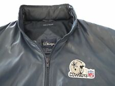 Vtg Men's Dallas Cowboys Members Only Style Jacket Sweatshirt Medium **MINT**