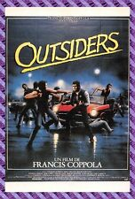 Postcard Poster of Movie - Outsiders