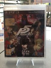 Persona 5 Ita PS3 NUOVO SIGILLATO