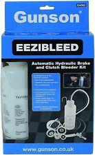 Eezibleed pressure brake / clutch bleeder kit