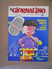 GIORNALINO n°42 1972 Piccolo Dente Larry Yuma  [G748]