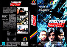 "VHS - "" Downtown TORPEDOS "" (1997) - Kaneshiro Takeshi - Jordan Chan"