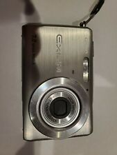 Casio Exilim Digital Camera EX-Z70 7.2 Mega Pixels Silver