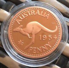 Copper Australian Exonumia