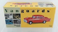 Lledo Vanguards #VA38000 - Vauxhall Victor - Gypsy Red - A+/A+