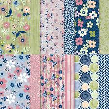 Stampin Up! PAPER BLOOMS 12 sheets 6 x 6 DSP Designer Series Paper Floral Spring