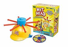 WET HEAD WATER ROULETTE GAME. OUTDOOR WATER GAME FUN. WETHEAD
