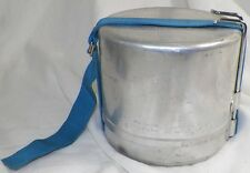 GAZ GLOBE TROTTER CAMP POTS WITH HANDLE NO STOVE