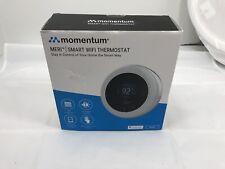 Momentum Meri Smart WiFi Thermostat Works w/Google Assistant New In Box