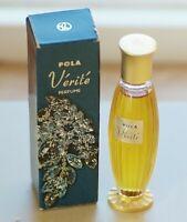 Vintage **VERITE by POLA**  spalsh PURE PARFUM perfume 7 ml~1/4 oz  RARE