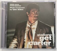 Stallone Get Carter Truth Hurts Original Score RARE OOP CD Tyler Bates