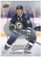 2016-17 Upper Deck MVP Silver Script Parallel #112 Alexander Steen Blues