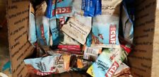 68 ASSORTED CLIF HEALTH  /  NUTRITION BARS NO RESERVE LQQK ORGANIC
