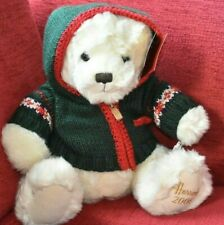 Harrods Christmas Teddy Bear 2006