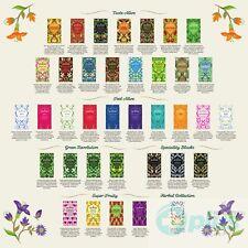 Pukka Herbs - Herbal Biologique Thés Thé Sachets - au Choix 40 + Variétés