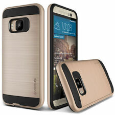 HTC One M9 Verus Verge Protective Cell Case Brushed Heavy Duty Shine Gold NEW