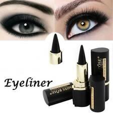 Black Waterproof Eyeliner Liquid Eye Liner Pen Pencil Gel Makeup For Halloween