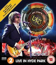 Jeff Lynneâ€s Elo - Live in Hyde Park (blu-ray) Eagle Vision