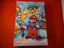 Super Mario Bros. 60 Piece Puzzle Milton Bradley Nintendo NES 1989 w/ BOX