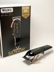 Wahl 5 Star Senior Cordless/Cord Barbers Professional Clipper LIMITED
