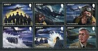 Jersey 2018 MNH WWII WW2 Dam Busters 75th Anniv 6v Set Military Aviation Stamps