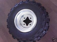"2006 Arctic Cat DVX 400 OEM Complete set of 4  Wheel / rim and Dunlop Tire ""NEW"""