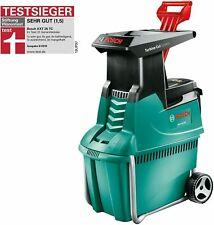 @ Bosch Leisehäcksler AXT 25TC 2500 W bis 4,5 cm Aststärke Häcksler Schredder