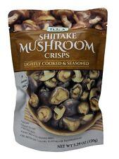 DJ & A Shiitake Mushroom Crisps Lightly Cooked & Seasoned 5.29 OZ