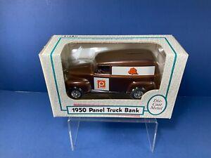 1991, ERTL,1950 Publix Panel Truck Bank, Die Cast w/ Key, NIB, USA